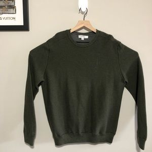Calvin Klein Mens crewneck Knit Sweater Sz XL